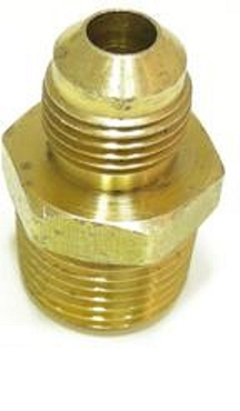 10-PK Backflow Test-Cock Adapters 100% Real Brass B07CLC4FH7