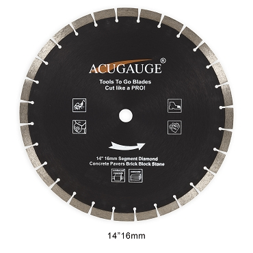14 Concrete Saw Blade 16 mm  Segment 14 inch Diamond Blade at Wholesale and Export Prices